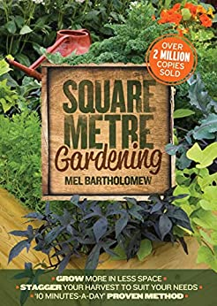 All New Square Foot Gardening by [Mel Bartholomew]