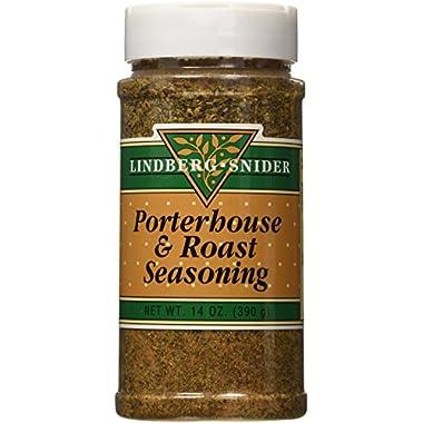 Lindberg Snider Porterhouse & Roast Seasoning 14oz.
