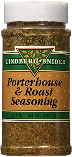 Lindberg Snider Porterhouse & Roast Seasoning - 14 Oz