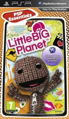 LITTLE BIG PLANET PSP ESSENTIALS EN