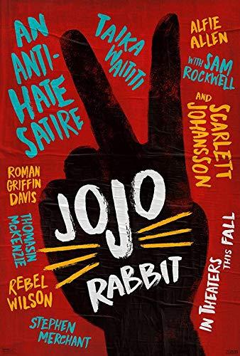 Jojo Rabbit - Authentic Original 27x40 Rolled Movie Poster