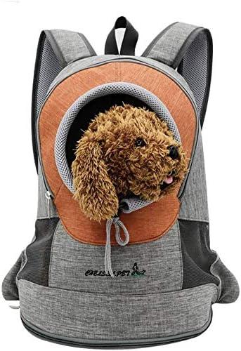 WINS Mochila para Perros Bolsa para Perros pequeños medianos transportin Perro Gato Bolsa para Llevar Gatos Mascotas hasta 5kg