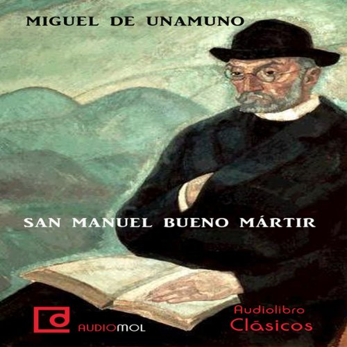 San Manuel Bueno Martir audiobook cover art