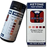 Smackfat Keto Strips - Keto Strips Urine Test - High Quality 100 Strips