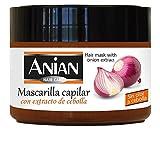 Anian, Mascarilla Hidratante y Rejuvenecedora para la Cara - 250 ml