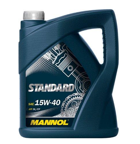 Mannol MN7403-5 Öl, Motoröl, 5 Liter