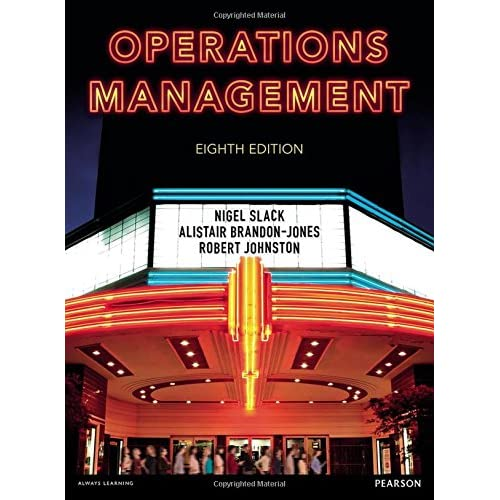 Operations Management: Amazon co uk