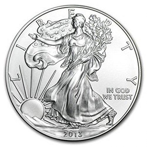 Price comparison product image 2013 American Silver Eagle Coin