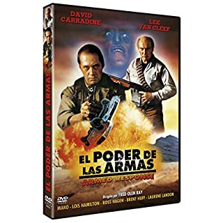 El Poder de las Armas DVD 1986 Armed Response