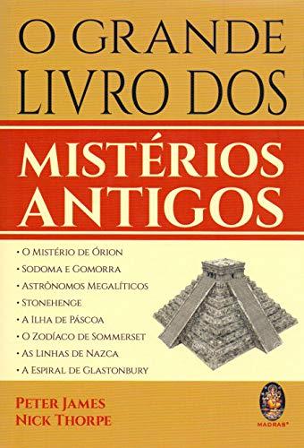 O grande livro dos mistérios antigos
