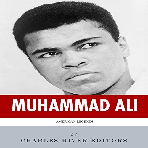 American Legends: The Life of Muhammad Ali audiobook cover art