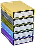 オリコ ORICO 3.5インチ HDD 収納ケース ハードディスク 収納 防震/防静電気/防衝撃 5枚セット PS35-5