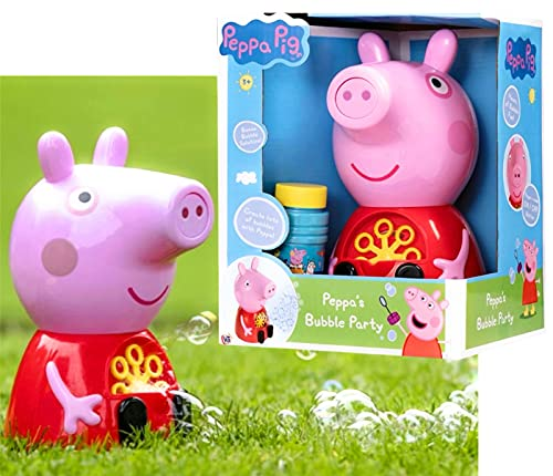 Peppa Pig - Peppa's Bubble Party
