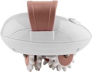DeeploveUU コンパクトサイズ3Dミニフェイシャル混練マッサージローラー電気アンチセルライトコントロールシステムマッサージャーボディスリム