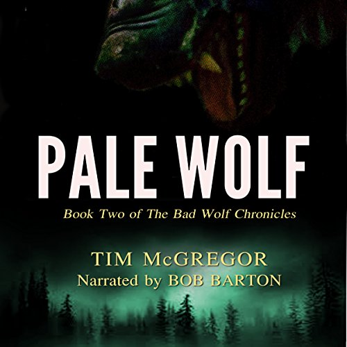 Pale Wolf audiobook cover art