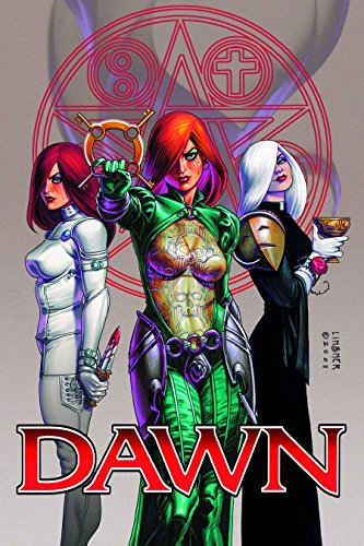 Dawn Volume 2: Return Of The Goddess (Dawn (Image Comics))