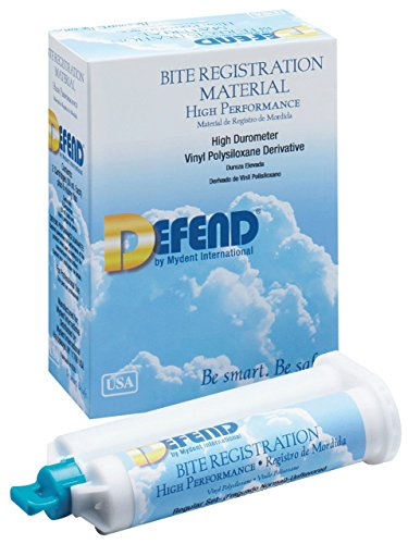 Mydent International BR9001 Defend Bite Material 2x50ml Unflavored RS