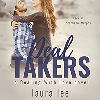 Deal Takers audiobook cover art