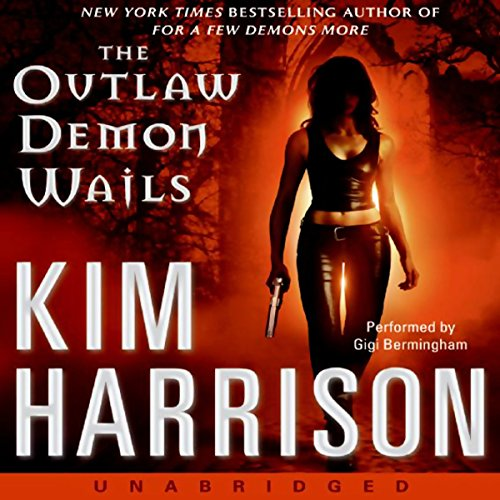 The Outlaw Demon Wails  audiobook cover art