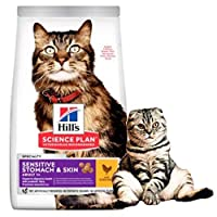 Complete dry food for adult cats over the age of 1 year Special fibre mix: with gut-regulating ingredients that support digestive tract health High content of omega-3: unsaturated fatty acids that help to support healthy skin and glossy coat Nourishe...