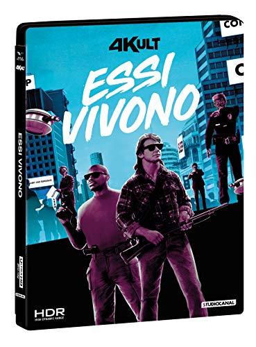 Essi Vivono (4Kult) (Blu-Ray 4K+Blu-Ray+Card Numerata) [Italia] [Blu-ray]