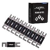 Skar Audio 200 Amp Nickel Plated ANL Fuses (10 Pack) - SK200A-ANL-10PK