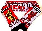 Liverpool Schal Fanschal Fussball Schal Greatest Team -