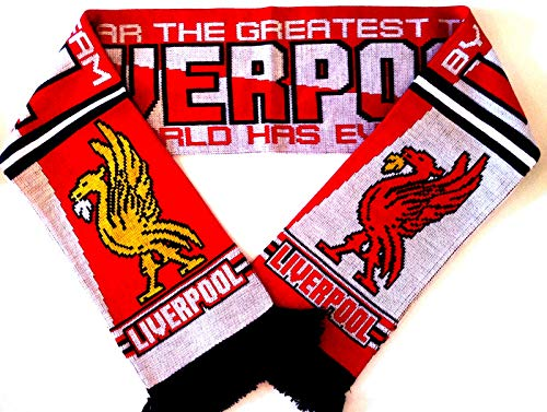 Liverpool Schal Fanschal Fussball Schal Greatest Team