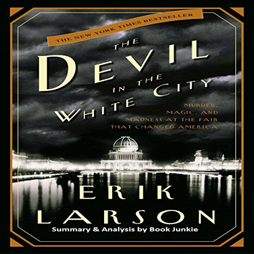Summary & Analysis: The Devil in the White City audiobook cover art