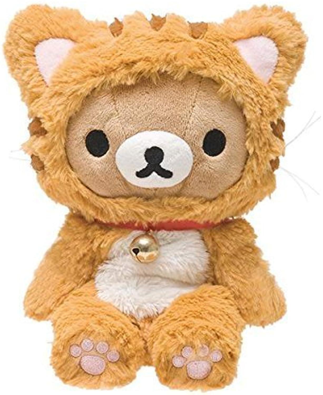 compra en línea hoy Cat series leisurely ( Rilakkuma Rilakkuma Rilakkuma ) & x161; sit Plush Rilakkuma ] Collect & x161; by San-X Co., Ltd.  directo de fábrica