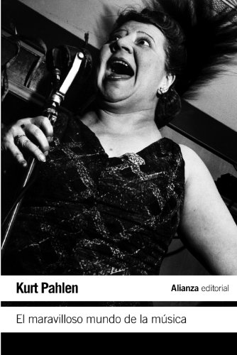 El maravilloso mundo de la música: Un alegre viaje de descubrimientos al mundo musical (El libro de bolsillo - Humanidades)
