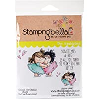 Stamping Bella Cling Stamps-Huggy Squidgies