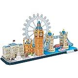 Cubic Fun- Puzzle 3D de la Ciudad de Londres en Línea (771MC253)