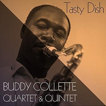 Buuddy Collette Quartet & Quintet: Tasty Dish