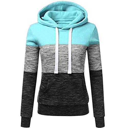 MmNote Womens Hoodies Plus Size Sweatshirt Casual Long Sleeve...