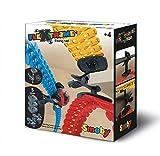 Smoby Fixations Flextreme Set Fissaggio con Supporti per Fissare Il Percorso ai mobili, Multicolore, 7600180910