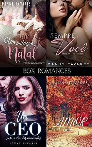Box Romances - Sempre Você - Um Milagre de Natal - Um CEO para o dia dos namorados - Bônus Conto Amor de Outono