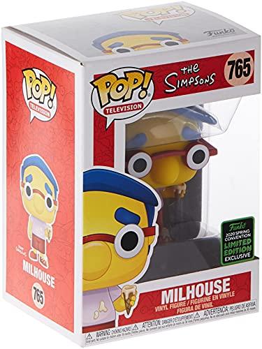 Funko POP! The Simpsons: Milhouse (ECCC) Exclusive #765