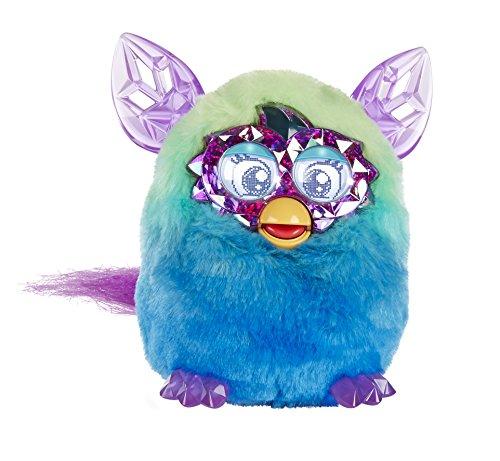 Hasbro Furby Boom Cristal Série Ombre (Vert / Bleu) Furby Boom Crystal Series Ombre (Green/ Blue)