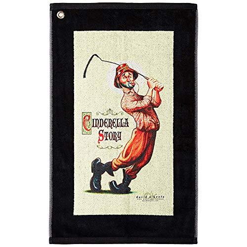 Devant Cinderella Story Caddyshack Tribute Golf Towel