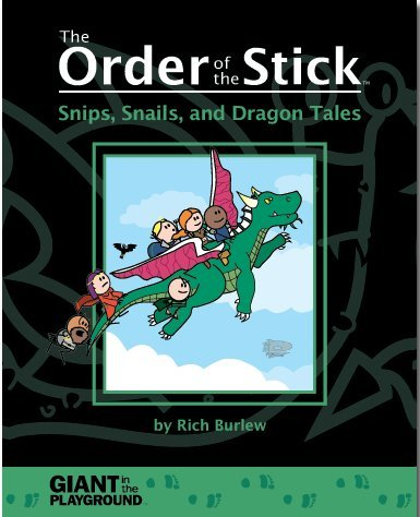 The Order of the Stick, Vol. D: Snips, Snails, and Dragon Tales