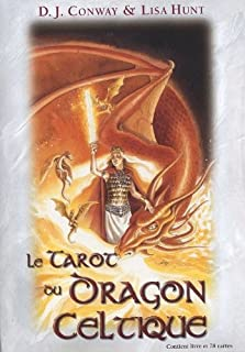 Coffret Tarot du Dragon celtique - D.J. Conway & Lisa Hunt