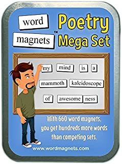 Word Magnets Poetry Mega Set