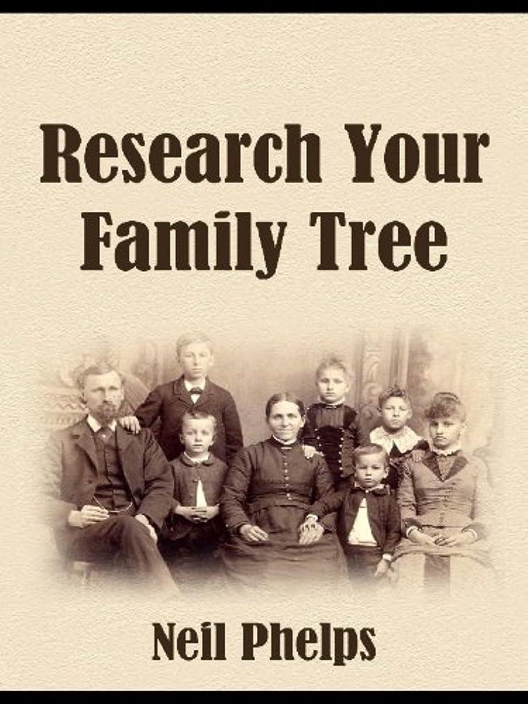 コショウ予知変換Research Your Family Tree (English Edition)