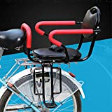 Bicycle Rear seat Child Safety seat Mountain Bike Baby Cushion Foot Set, Children