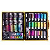 SSeir Art Sets, juego de arte de 150 piezas, juego de pintura y dibujo, es un gran regalo para niños y adultos