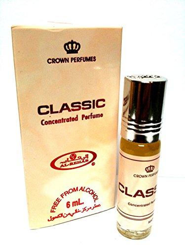 Classic 6ml meistverkauften AL REHAB Parfüm Öl–Top Qualität Duft