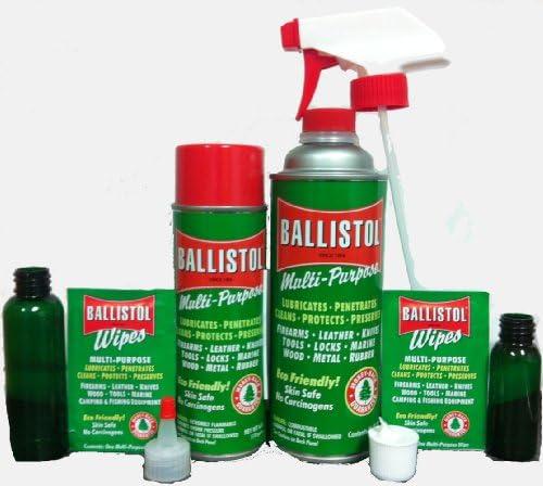 Top 10 Best ballistol gun cleaner and lube