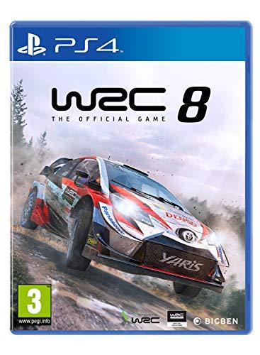 WRC 8 - PlayStation 4 (PS4) (Deutsch, Englisch, Französisch, Italienisch, Spanisch)