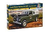 Italeri 510006542 - Maqueta de Land Rover de Guardia Civil (Escala 1:35)
